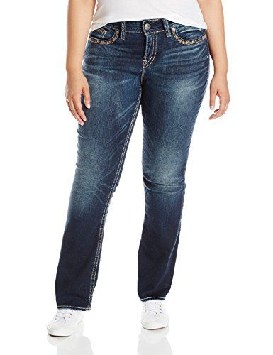 Silver jeans Junior plus size and Jeans on Pinterest