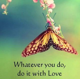 ...do it with love