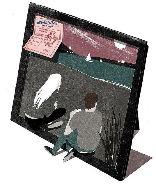 ilustrador chileno Jorge Roa