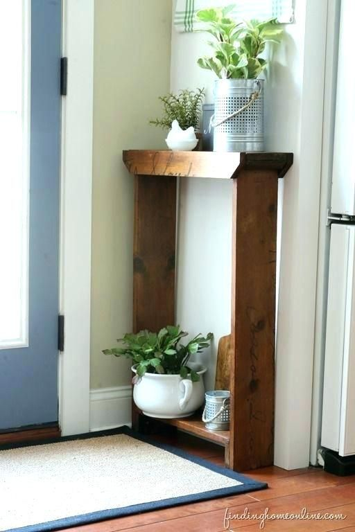 Thin Foyer Table Narrow Entrance Ideas Small Entrance Table Best