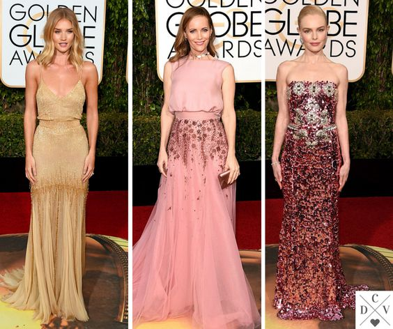 Golden Globes amazing looks!