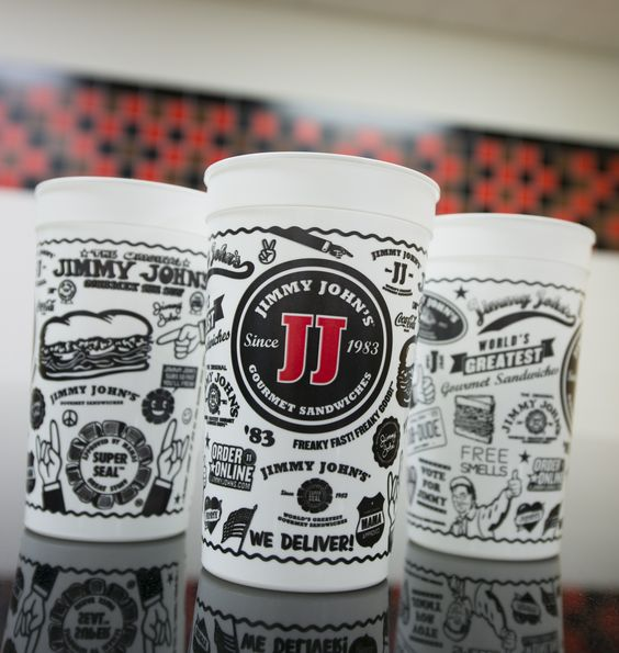 Ok you Party Smarties: How many times does it say Jimmy John's on the JJ Party Cup? #PartyCupChallenge
