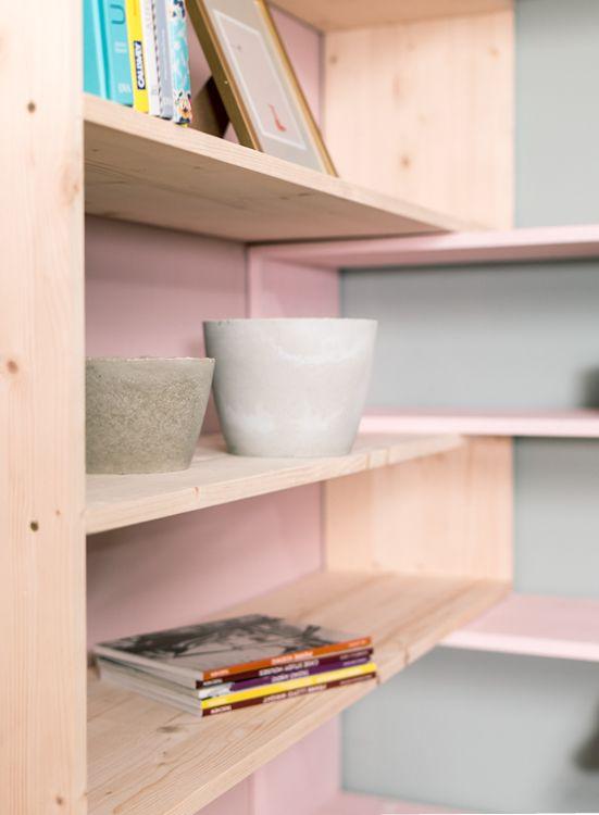 Ausziehregal Nele selber bauen Alle Möbel   Kleiderschrank