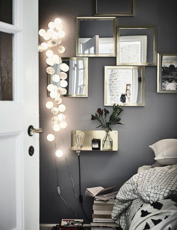 Idee Chambre Bebe Taupe : Déco chambre  un coin nuit cocooning et cosy