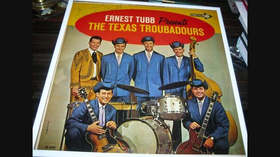 Ernest Tubb Presents The Texas Troubadours