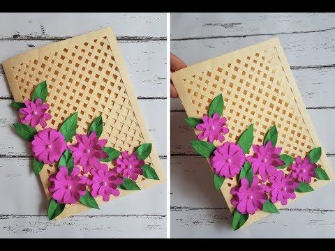 Flower Pop Up Card Tutorial Videos Part 1 Http Youtu Be