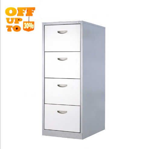New White 4 Drawer Horizontal File Cabinet Factory Filing Cabinet Cabinets For Sale Office Furniture Design
