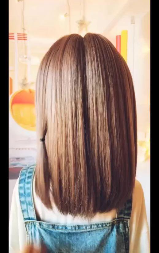 Hairstyle Videos For School Easy In 2020 Long Hair Styles Long Hair Video Hair Tutorial