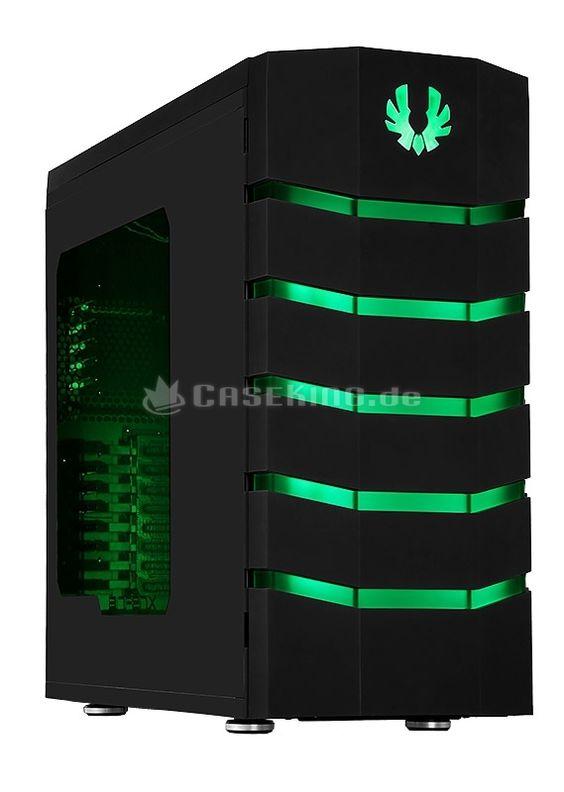 WoW! BitFenix Colossus Big-Tower Venom in Grün. In der Gehäusebranche steht nun ein derartiger Evolutionssprung an, wobei der Neuling BitFenix die etablierten Konzerne mit einer enormen Feature-Dichte geradezu vorführt.