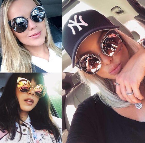 Qual sua cor favorita?! Fendi Eyeshine  Escolha das celebridades, fashionistas e blogueiras para arrasar no visual e naquela #carfie  #envyotica #fendi #Eyeshine #fendieyeshine #biancapetry #gabrielasales #thaemeethiago #thaeme