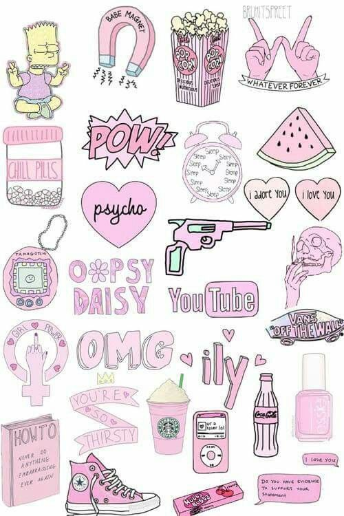 Pin By Delnaz B On Wallpaper Iphone Case Stickers Tumblr