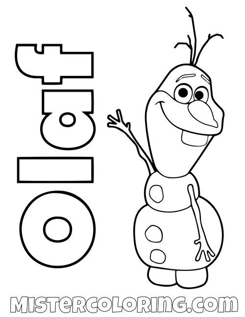 Frozen 2 Coloring Pages For Kids Mister Coloring In 2020 Frozen Coloring Pages Frozen Coloring Snowman Coloring Pages