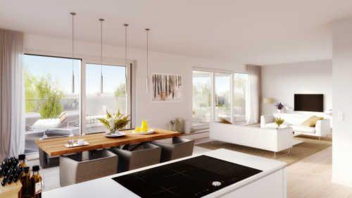 Traumhafte Penthouse Einrichtung Interor Immobilienmarkt Faz Net Wohnung Kaufen Wohnung Wohnen