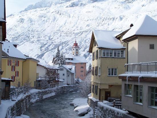 Andermatt, Switzerland ... a piece of heaven !