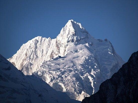 "Ganesh Himal, Nepal. ""Ganesh"" the hindu god and the mountain named after the name of Hindu god.  www.mysticlandadventurepltd.blogspot.com"