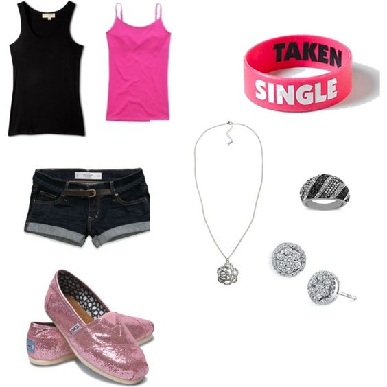 Back To School Dance, created by mollyjayne10 on Polyvore