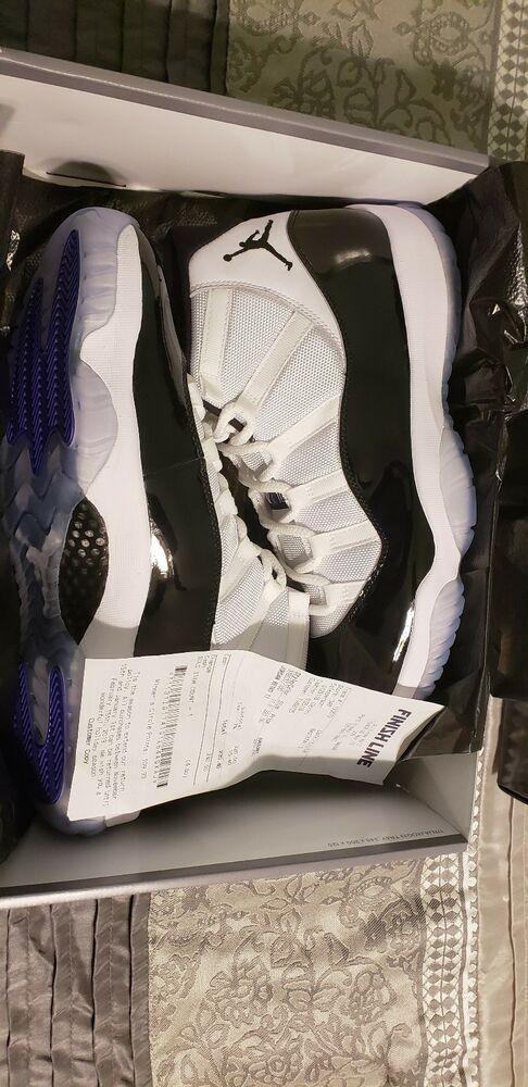 Retro Jordan 11 Mens Size 11 Fashion Clothing Shoes