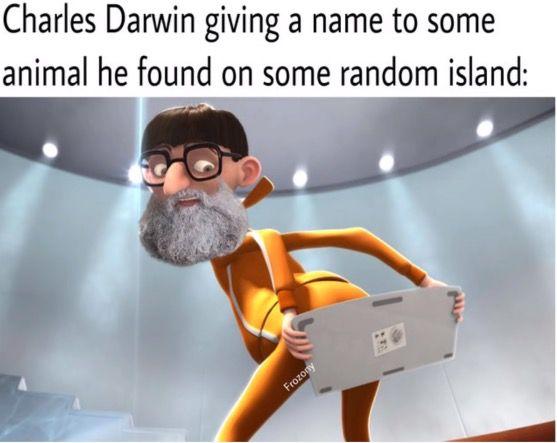 Happy Birthday Charles Darwin Album On Imgur