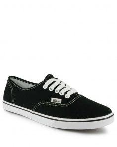 Vans Authentic Lo-pro Black