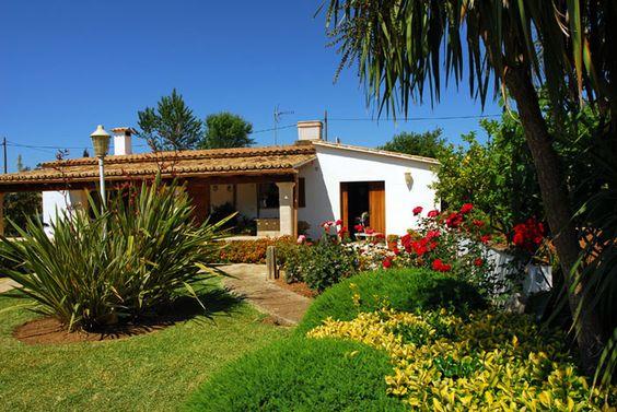 Villa Can Moreno - Mallorca #mallorca #majorca #villas #villas #holiday #holidays #spain #luxury