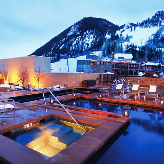 Reserve The Little Nell Aspen Colorado Usa At Tablet Hotels Go Pinterest And Destinations