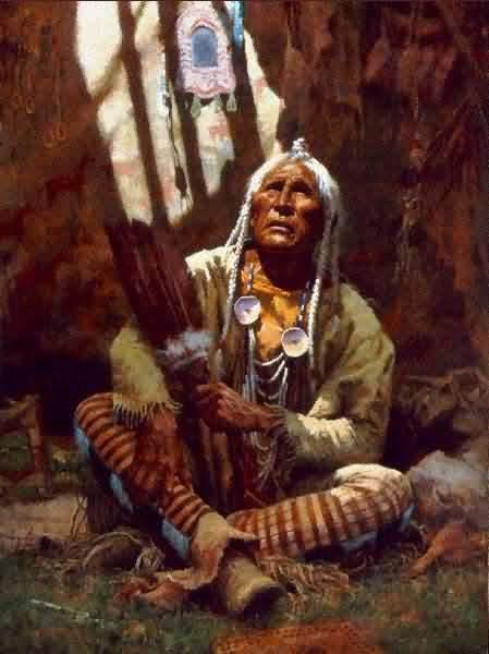 Le Chamanisme Amérindien » Aurélien Pastor-Diez