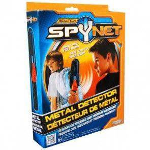 Spy Net: Détecteur de Métal