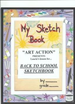 FREE FREE FREE...BACK TO SCHOOL SKETCH BOOK This BACK TO SCHOOL art project provides the elementary age student with, not only a visual arts long term lesson, but also provides experience with literature, printing and writing skills, and social interaction. It can be used as an independent activity through out the entire school year, providing the students with positive growth and development during free time in the classroom. The project can be easily adapted to many grade and skill levels.