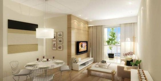living room / dinning room