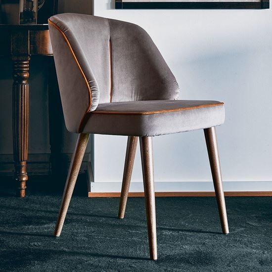 Alissa A970 Side Chair Luxury Dining Chair Luxury Dining Room
