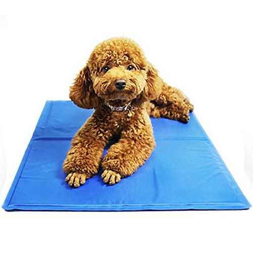 Zehui Summer Soft Rapid Cooling Ice Pad Pet Bed Thermal Pad For