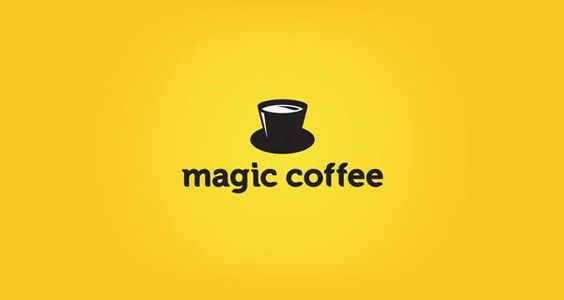 La taza representa un sombrero de mago