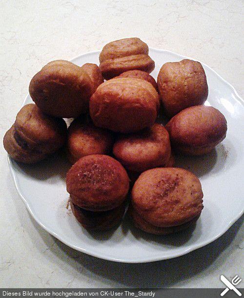 Kücheln bzw. Krapfen vegan, ein gutes Rezept aus der Kategorie Kuchen. Bewertungen: 4. Durchschnitt: Ø 3,5.