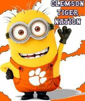 Clemson tiger nation
