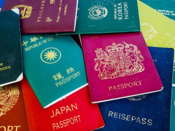The 7 Coolest Passports Around The World And The Stories Behind Their Designs Passport Passport Online Passport Services