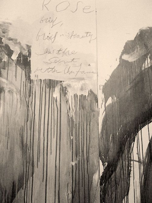 Cy Twombly. #art #abstract #expressionism: