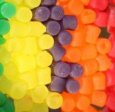 Colores que se comen...
