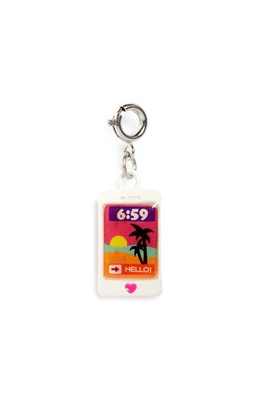 CHARM IT!® 'Rainbow Touch Phone' Charm (Girls)