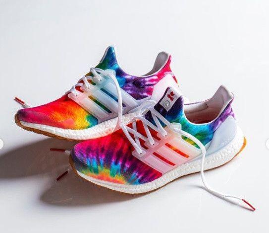 Teaming up with Nice Kicks, the adidas