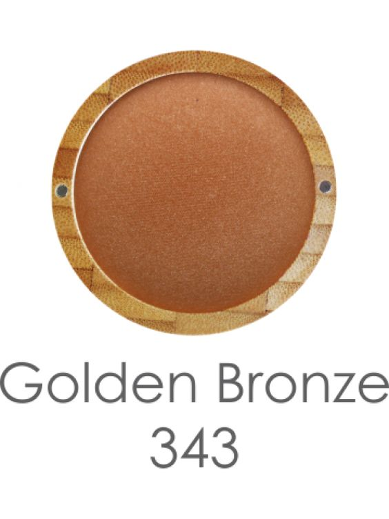 Organic Bronzer (Mineral Cooked Powder) (Refillable)