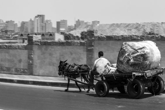 Urban exploration in Cairo by Anthony