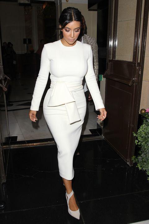 Kim Kardashian outfit: Kim's most stylish clothes ever