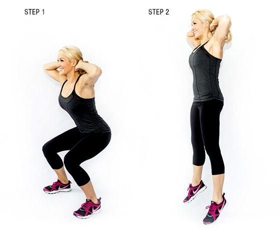 how to get a hourglass shape by exercise