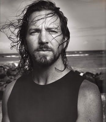 Eddie Vedder -  Beautiful and Oh So Talented!!!!!  ❤