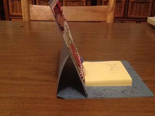 How to make a Post it note holder