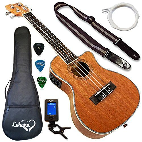 Ukulele Concert Bundle Lifetime Warranty With 3 Band Eq Https Www Amazon Ca Dp B071ckgm72 Ref Cm Sw R Pi Dp U X Wn A Ukulele Buy Ukulele Lanikai Ukulele
