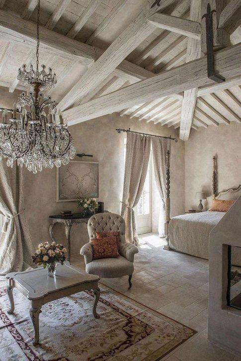Come arredare e pavimentare una camera da letto shabby chic. 47 Adorable French Country Living Room Interior Decoration Ideas To Have In 2020 French Bedroom Decor French Home Decor Shabby Chic Room