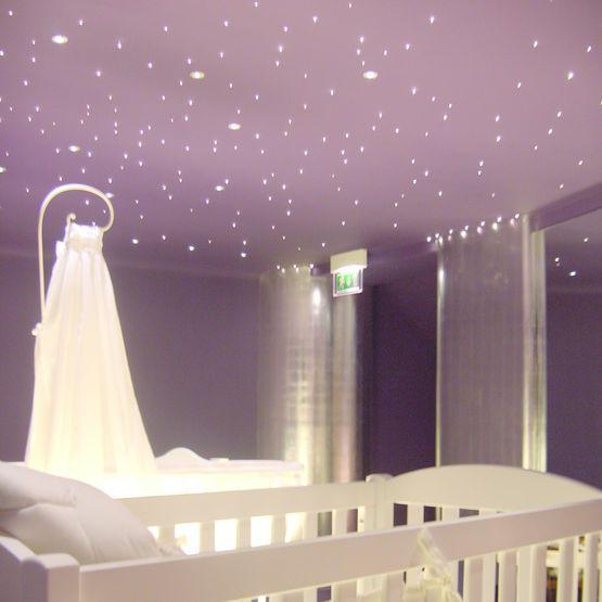 Faisceaux De 240 Fibres Optiques Pour Ciel Etoile Kit Ciel Etoile Plafond Etoile Chambre Bebe Bois Deco Chambre