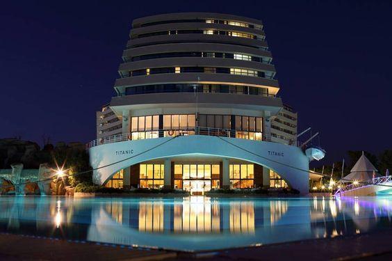 Titanic Beach Lara Hotel (Antalya, Turkey)