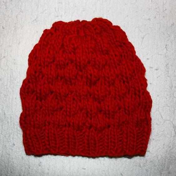 Lana de tejido and tricot on pinterest - Puntos de lana a dos agujas ...